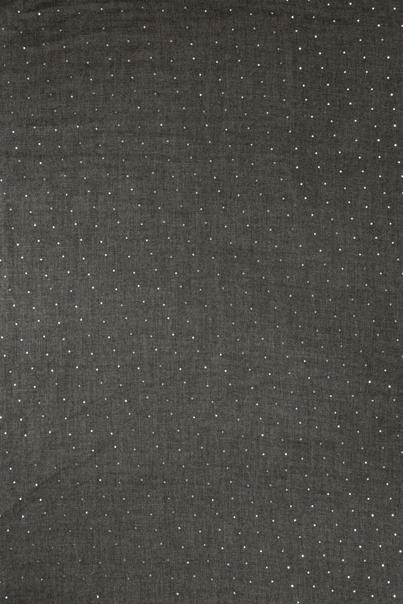 Bild 3 von Tuch - Brown With Dots