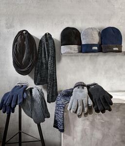 Schal oder Handschuhe
