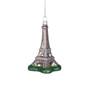 Glasanhänger Eiffelturm