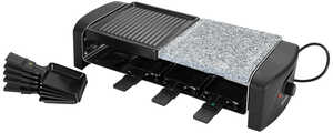 SEVERIN  							Raclette-Partygrill mit Naturgrillstein »RG 9640«