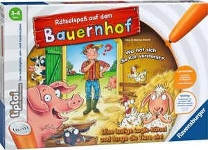 RAVENSBURGER  tiptoi® »Rätselspaß auf dem Bauernhof«