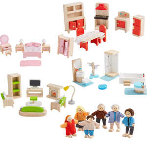 KIDLAND®  Puppenhaus-Zubehör