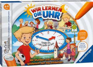 RAVENSBURGER  tiptoi® »Wir lernen die Uhr«
