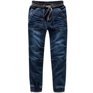 Jungen Thermo-Jeans mit Rippbund