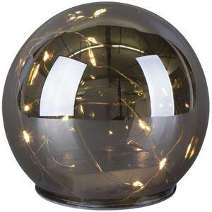 LED-Kugel - aus Glas - Ø = 11 cm