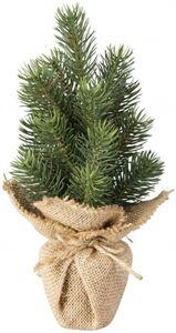 Tannenbaum - aus Kunststoff - 27 cm