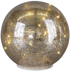 LED-Kugel - aus Glas - Ø = 14,5 cm