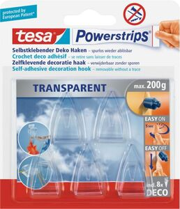 tesa Powerstrips - Dekohaken