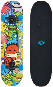 Skateboard - Slider 31' - Monster