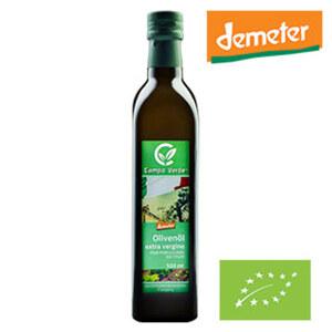 Campo Verde Olivenöl Extra Vergine, jede 500-ml-Flasche