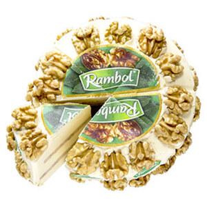 Rambol Nuß Französische Schmelzkäsezubereitung, 55 % Fett i. Tr., je 100 g