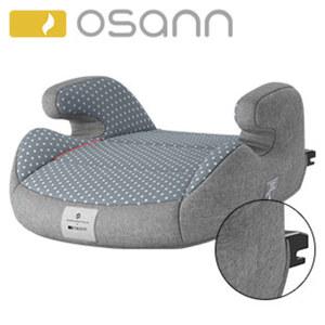 Kindersitzkissen Junior Isofix Klasse 2/3, für Kinder von 15 bis 36 kg