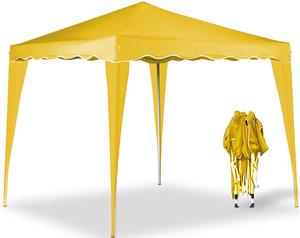 Deuba Faltpavillon Capri 3x3 m gelb