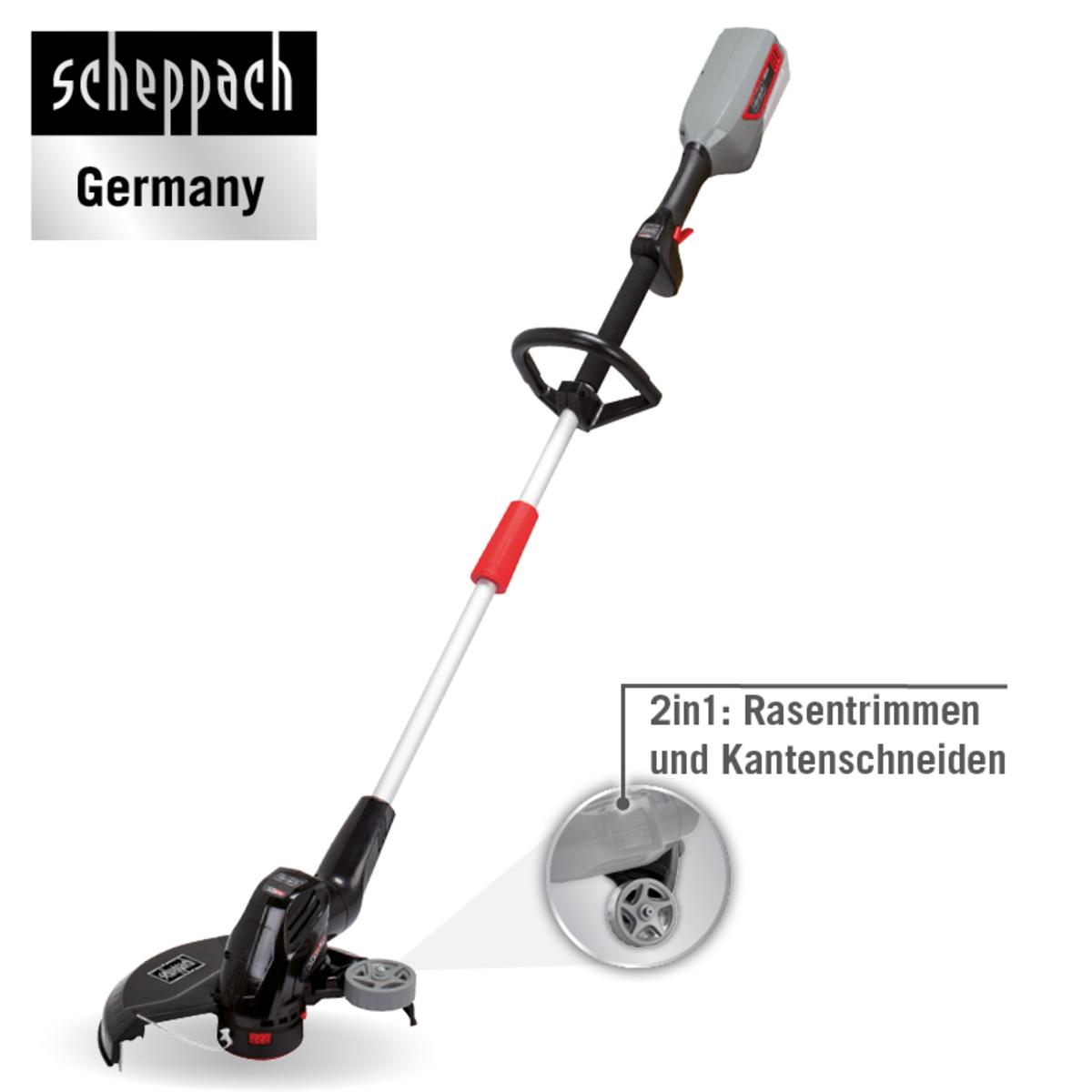 Bild 3 von Scheppach Akku-Rasentrimmer BCH3300-40Li