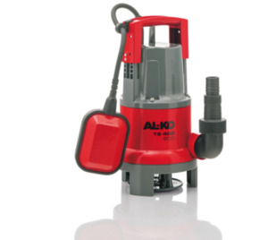 AL-KO Schmutzwassertauchpumpe - TS 400 ECO