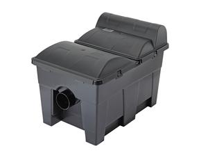 "Pontec Mehrkammerfilter mit UVC 11 W ""MultiClear Set 15000 L"""