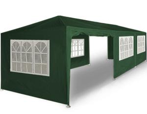 Deuba Festzelt 3x9m - 27m² - grün