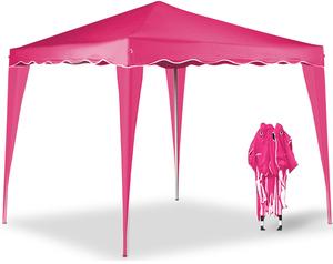 Deuba Faltpavillon Capri 3x3 m pink