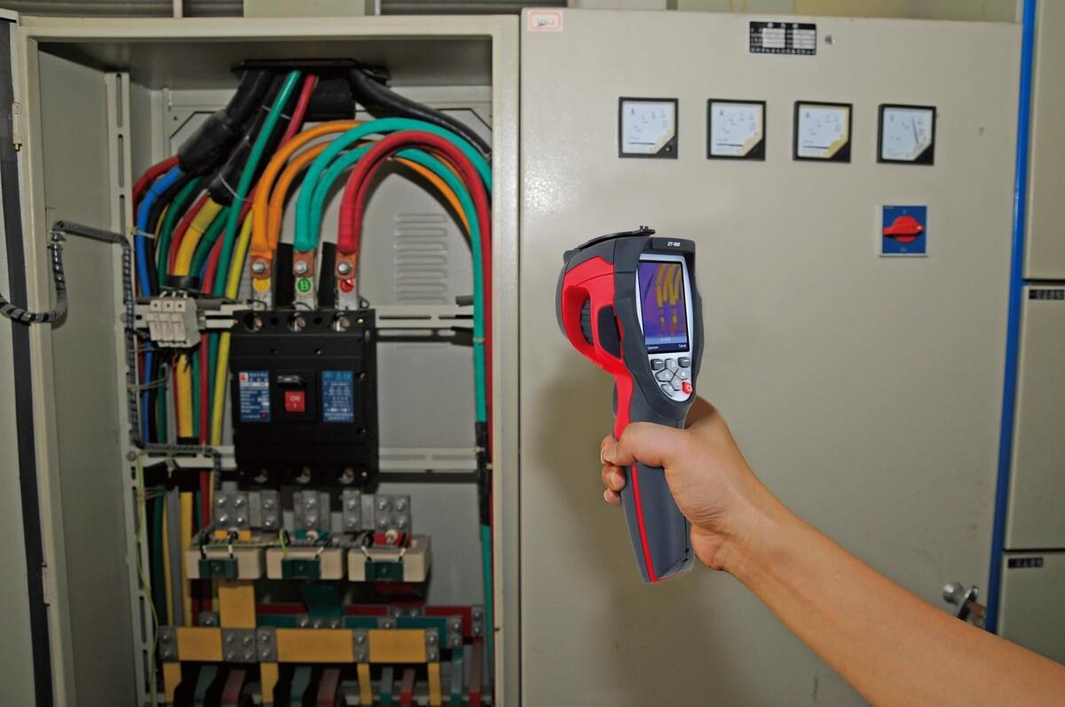 Bild 2 von Rothenberger Industrial Profi-Thermo-/ Wärmebildkamera