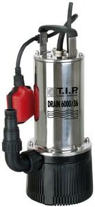 T.I.P Tauchdruckpumpen / Tiefbrunnenpumpen DRAIN 6000/36