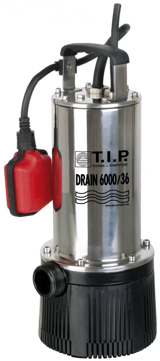 Bild 2 von T.I.P Tauchdruckpumpen / Tiefbrunnenpumpen DRAIN 6000/36
