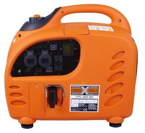 T.I.P Benzin - Stromerzeuger CPG 3000 INV