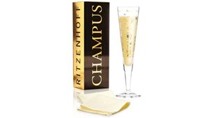 RITZENHOFF Champus Champagnerglas S. Warren
