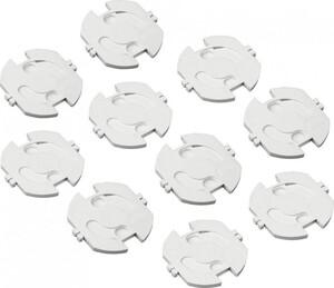 H+H KS 10 Steckdosensicherung weiß, 10er-Pack