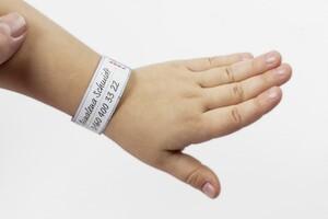 Reer Help Me Info-Armband für Kinder