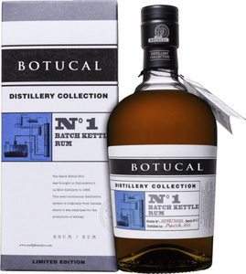 Botucal Rum Batch No.1 Kettle The Distillery Collection | 47 % vol | 0,7 l