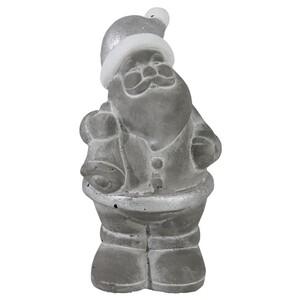 Dekofigur Nikolaus 16 cm aus Zement
