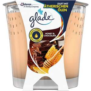 "Glade Duftkerze ""Honey & Chocolate"" 2.71 EUR/100 g"