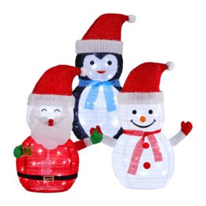 LIGHTZONE     LED Mini Weihnachtsfigur