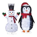 Bild 1 von LIGHTZONE     XXL-Weihnachtsfigur