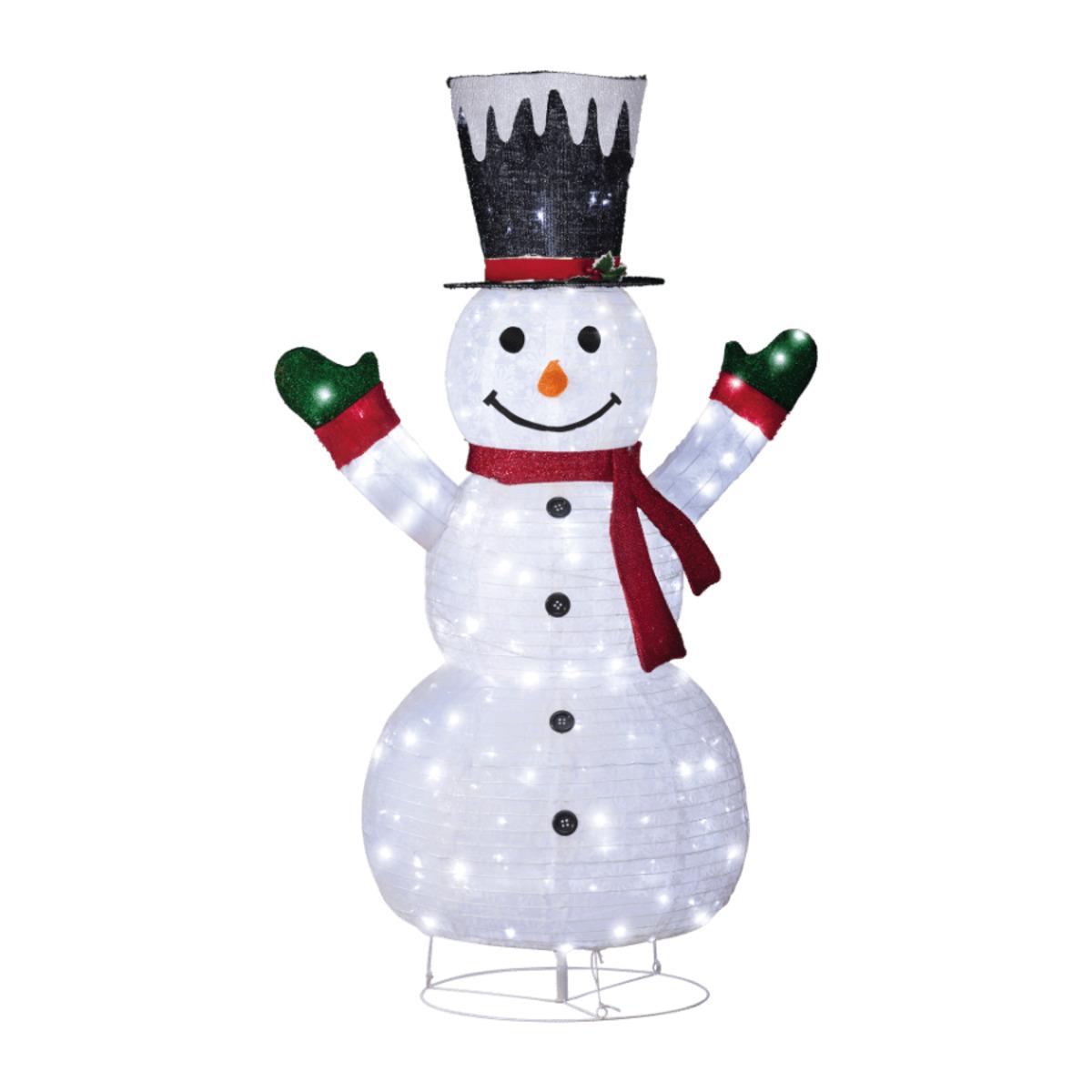 Bild 2 von LIGHTZONE     XXL-Weihnachtsfigur