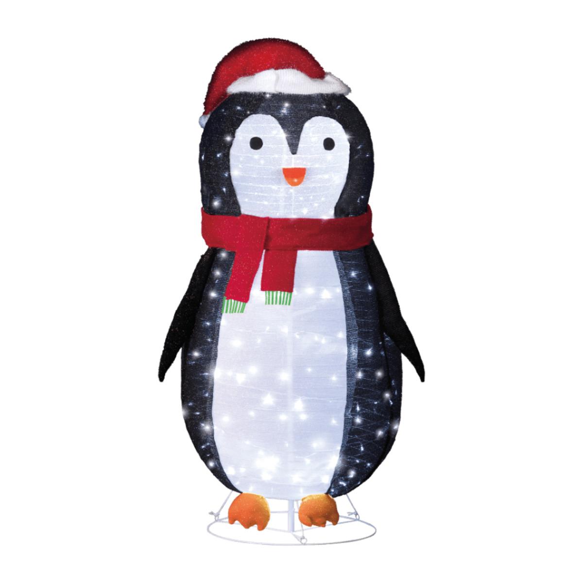 Bild 4 von LIGHTZONE     XXL-Weihnachtsfigur