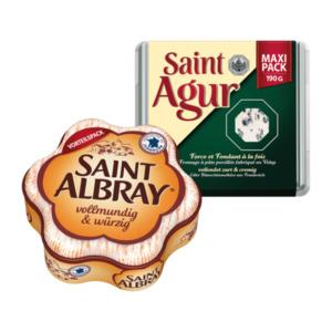 Saint Albray / Saint Agur Weichkäse