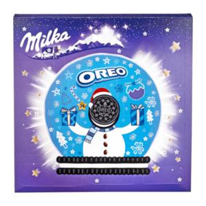 Milka und Oreo Adventskalender