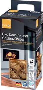 Dekor Öko Kamin- und Grillanzünder, 1 kg