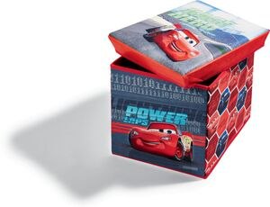 Kinder Sitzhocker - Cars