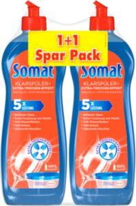 Somat Klarspüler 1,5 Liter 1+1 Spar Pack