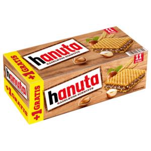 Hanuta 10+1 Stück, 242g