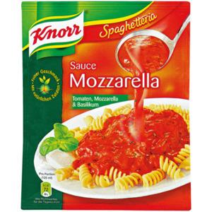 Knorr Spaghetteria Sauce Mozzarella 250ml