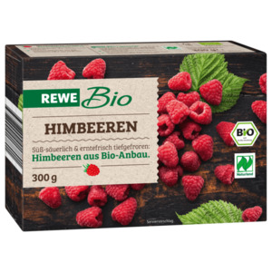 REWE Bio Himbeeren 300g