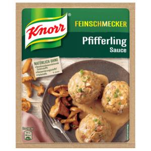 Knorr Feinschmecker Pfifferling-Sauce 250ml