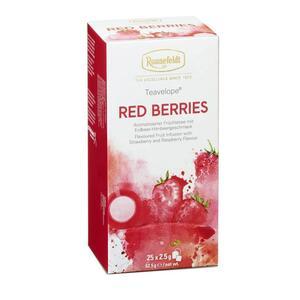Ronnefeldt Tee Teavelope Red Berries 6er Pack 375g
