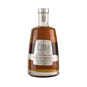 Quorhum Rum Ron 12 Años Solera 40% vol. 700ml