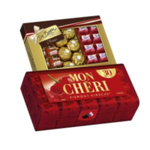 Mon Chéri oder Die Besten von Ferrero