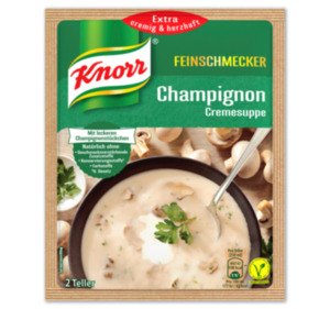 KNORR Feinschmecker Suppe