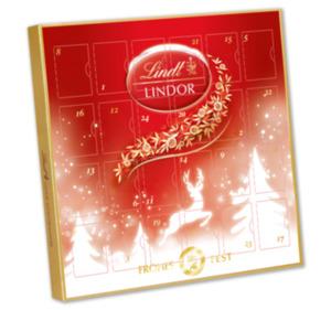 LINDT Lindor Mini-Adventskalender